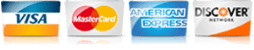 For AC in Corinth TX, we accept most major credit cards.